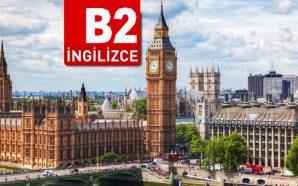 B2 İngilizce Kursu