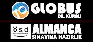 Globus Dil Kursu – Bursa Almanca-İngilizce Dil Okulu, Lisanslı ÖSD Sınav Merkezi